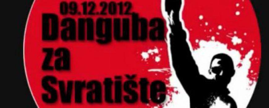 """Humanitarni koncert u """"Dangubi"""""""