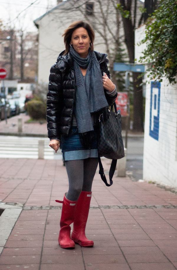 6. Belgrade Style Catcher: Ko se boji zime još?