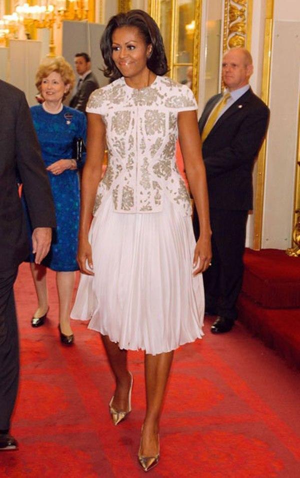 6.11 10 haljina: Michelle Obama