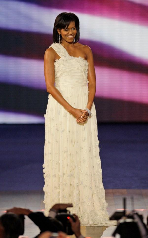 7.11 10 haljina: Michelle Obama