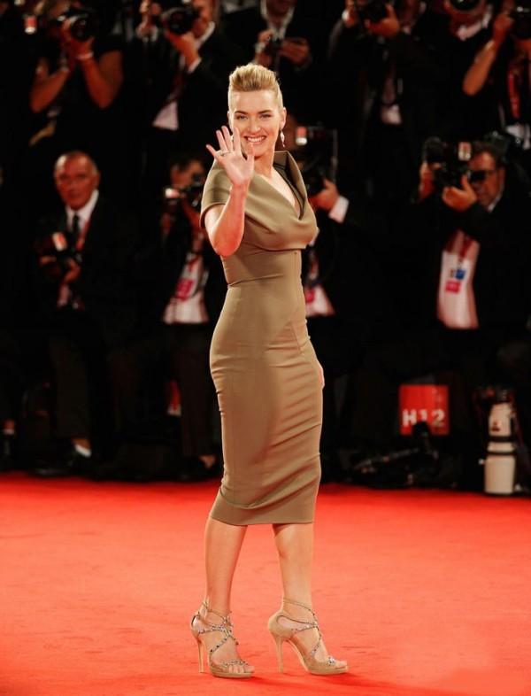 7.15 10 haljina: Kate Winslet