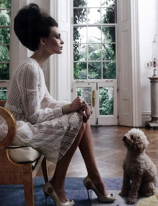"76 ""Marie Claire UK"": Prefinjena lepota"