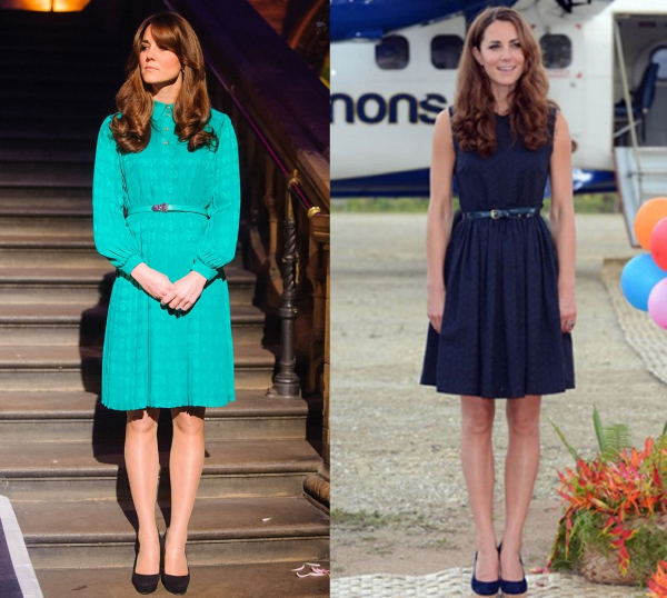 8. Stil princeze: Kate Middleton