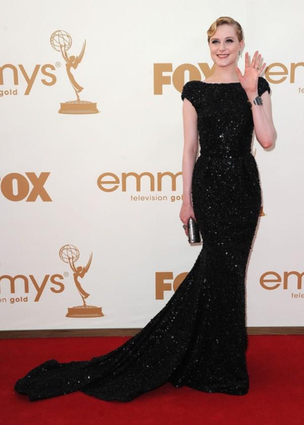 8.3 10 haljina: Evan Rachel Wood