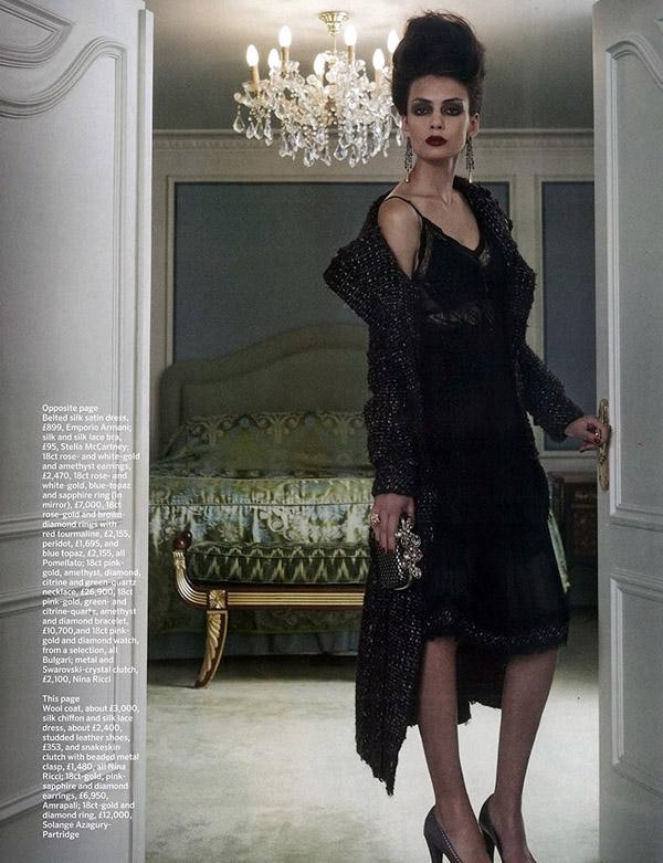 "84 ""Marie Claire UK"": Prefinjena lepota"