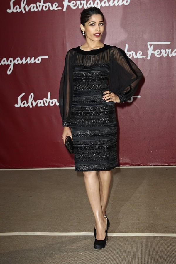 9.3 10 haljina: Freida Pinto
