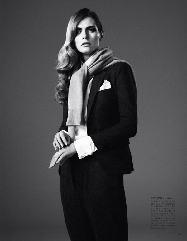 """9 """"Vogue Japan"""": Zimsko modiranje"""