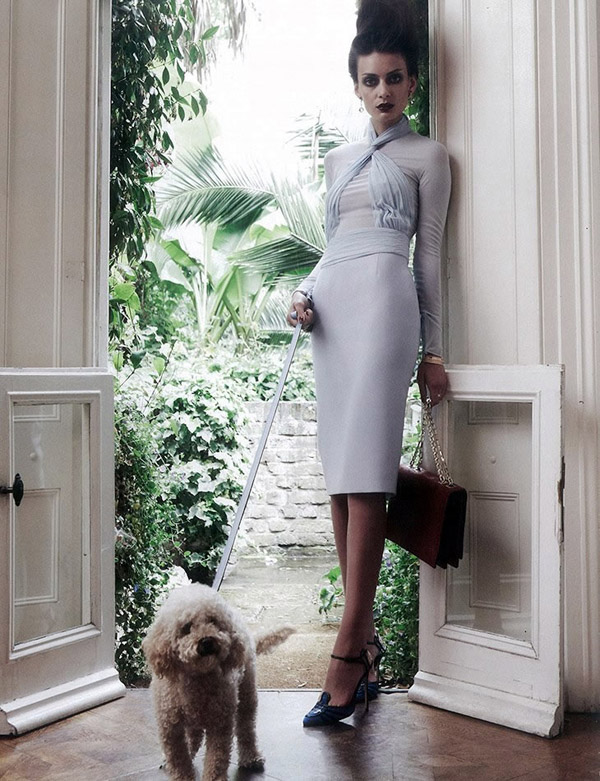 "97 ""Marie Claire UK"": Prefinjena lepota"