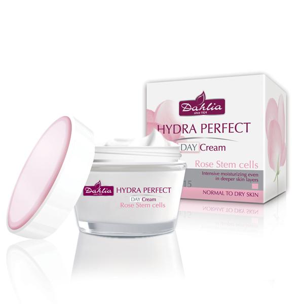 Dnevna za suvu za web Beauty proizvod dana: Dahlia Hydra Perfect dnevna krema