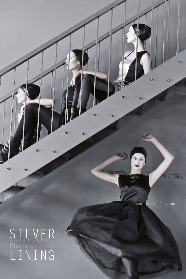 IMG 1038 Editorijal Dressing: Silver Lining
