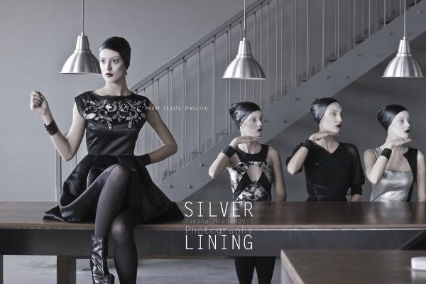 IMG 1056 Editorijal Dressing: Silver Lining