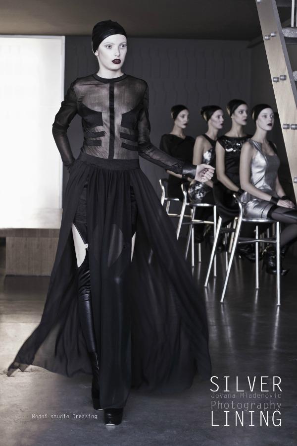 IMG 1085 Editorijal Dressing: Silver Lining