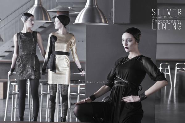 IMG 1106 Editorijal Dressing: Silver Lining