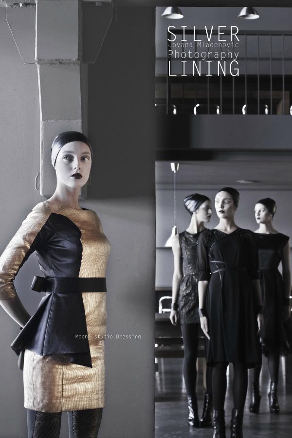 IMG 1120 Editorijal Dressing: Silver Lining