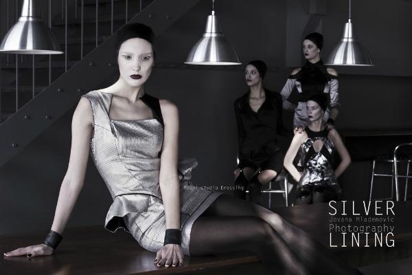 IMG 1340 Editorijal Dressing: Silver Lining