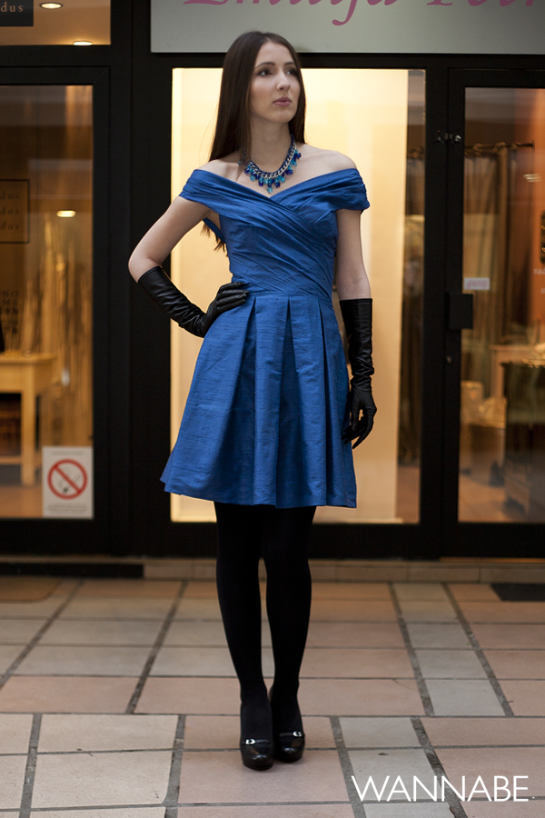 IMG 6171 Novogodišnji modni predlog Emilije Petrović: Magična plava