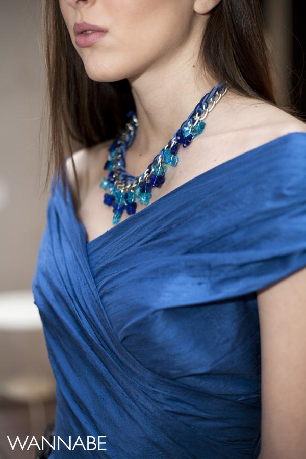 IMG 6179 Novogodišnji modni predlog Emilije Petrović: Magična plava