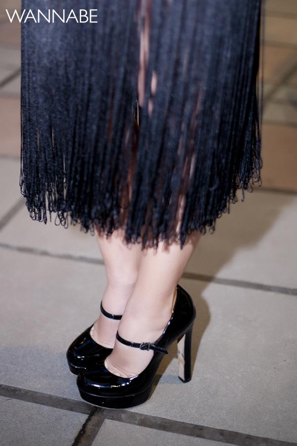 IMG 6249 Novogodišnji modni predlog Ines Klare: Čipka i rese