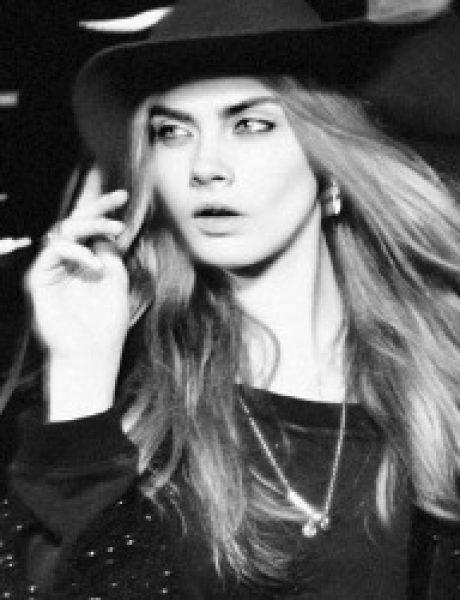 Zara TRF: Cara Delevigne u gradu