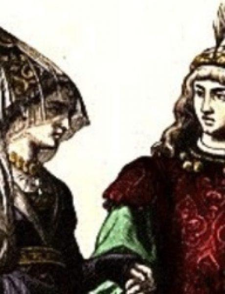 Istorija mode: Srednji vek