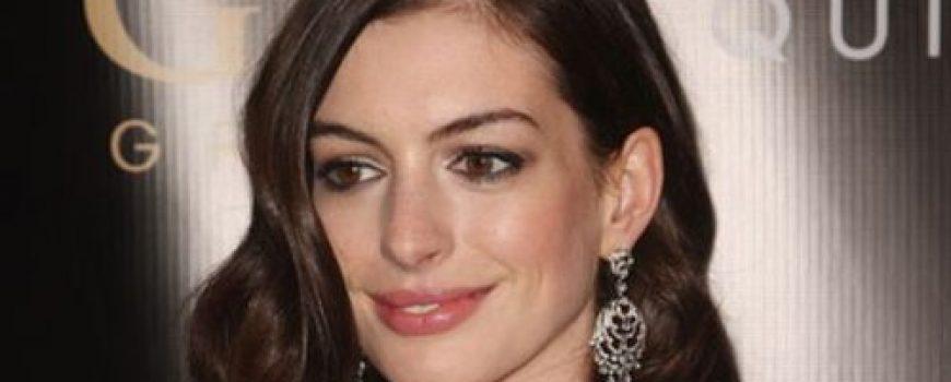Celebrity stil dana: Anne Hathaway