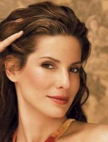 Celebrity stil dana: Sandra Bullock