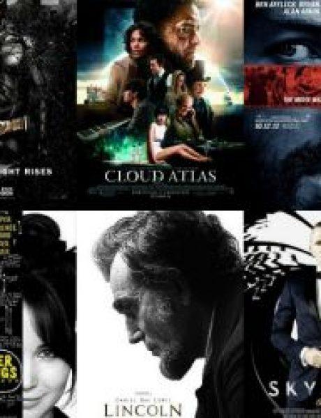 Deset najboljih filmova 2012. godine