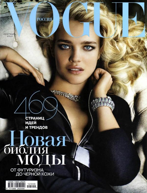 """SLIKA 105 Godina kroz naslovnice: """"Vogue"""""""