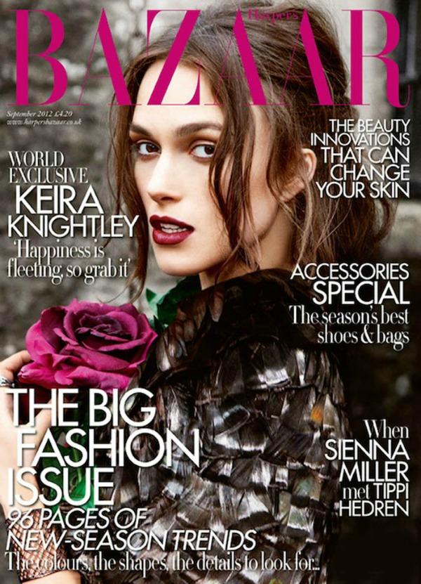 "SLIKA 107 Godina kroz naslovnice: ""Harper's Bazaar"""