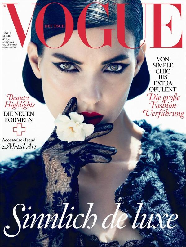 """SLIKA 1110 Godina kroz naslovnice: """"Vogue"""""""