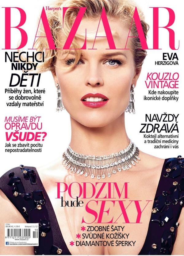 "SLIKA 125 Godina kroz naslovnice: ""Harper's Bazaar"""