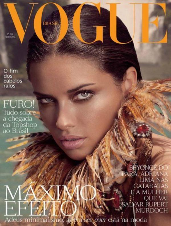 """SLIKA 311 Godina kroz naslovnice: """"Vogue"""""""