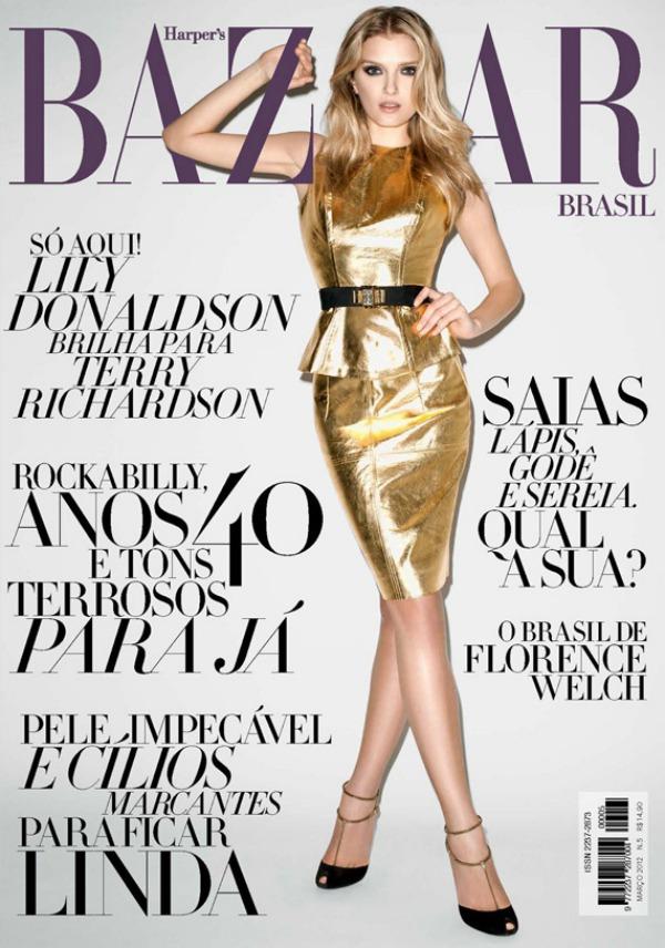 "SLIKA 410 Godina kroz naslovnice: ""Harper's Bazaar"""