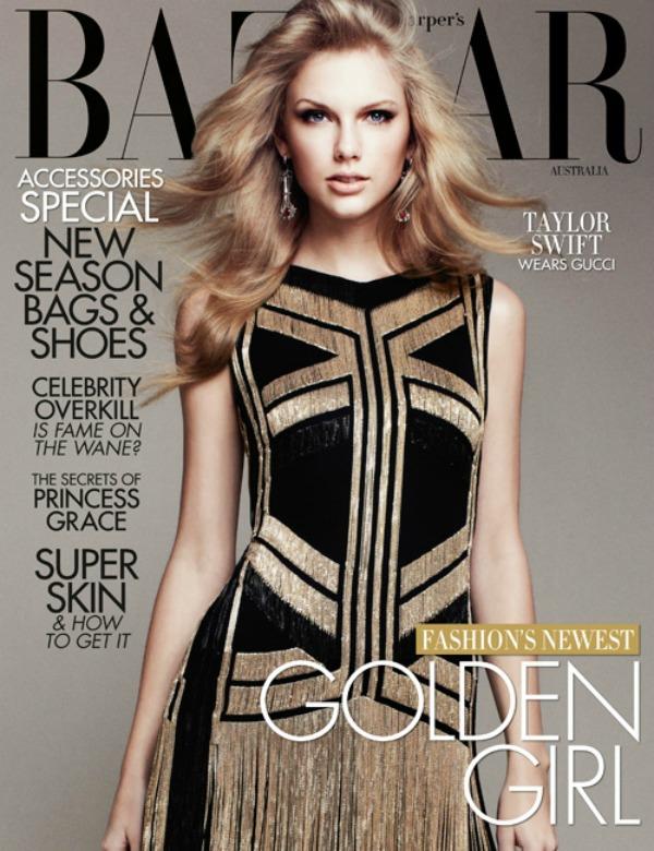 "SLIKA 512 Godina kroz naslovnice: ""Harper's Bazaar"""