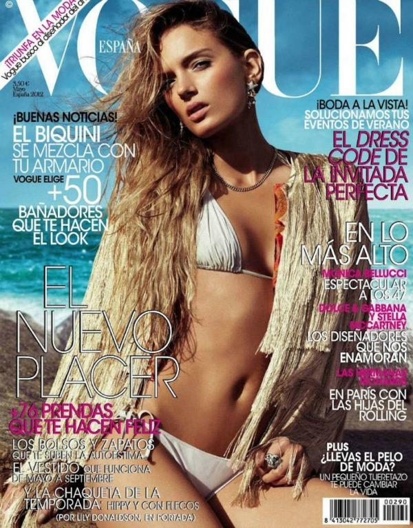 """SLIKA 67 Godina kroz naslovnice: """"Vogue"""""""