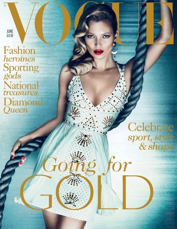 """SLIKA 75 Godina kroz naslovnice: """"Vogue"""""""