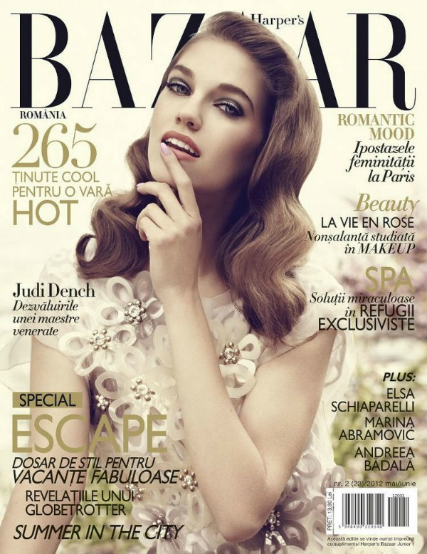 "SLIKA 77 Godina kroz naslovnice: ""Harper's Bazaar"""