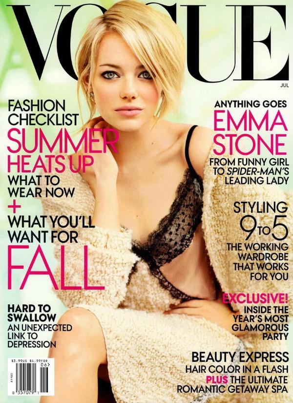 """SLIKA 86 Godina kroz naslovnice: """"Vogue"""""""