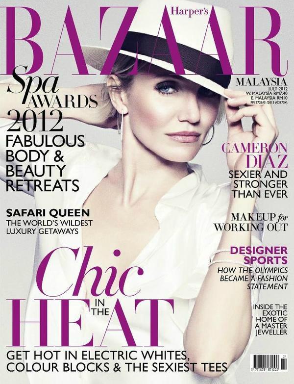 "SLIKA 88 Godina kroz naslovnice: ""Harper's Bazaar"""