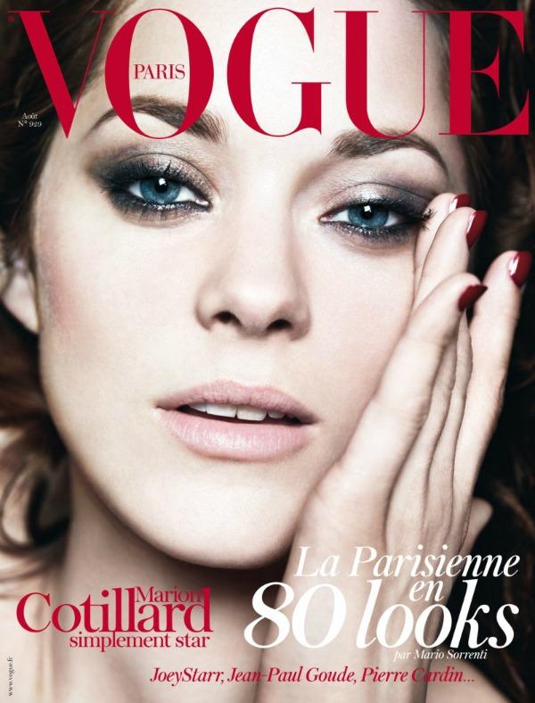 """SLIKA 95 Godina kroz naslovnice: """"Vogue"""""""