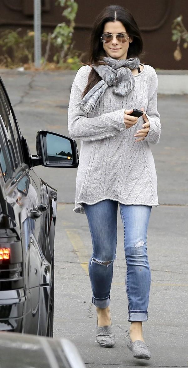 SLIKA11 Celebrity stil dana: Sandra Bullock