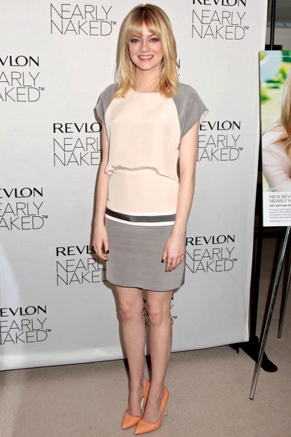 SLIKA117 Celebrity stil dana: Emma Stone