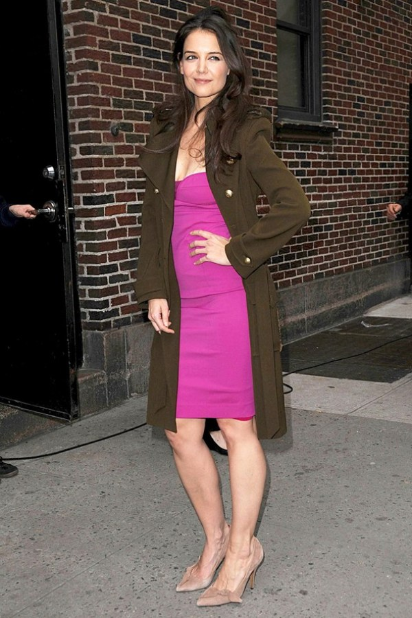SLIKA124 Celebrity stil dana: Katie Holmes