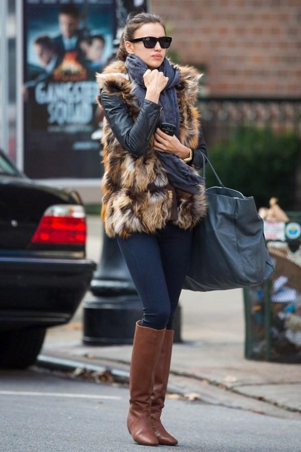 SLIKA129 Celebrity stil dana: Irina Shayk