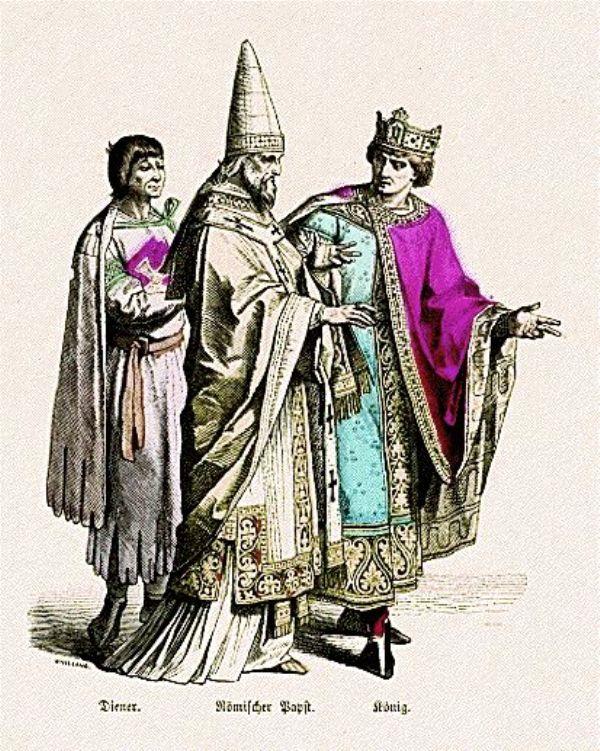SLIKA26 Istorija mode: Srednji vek