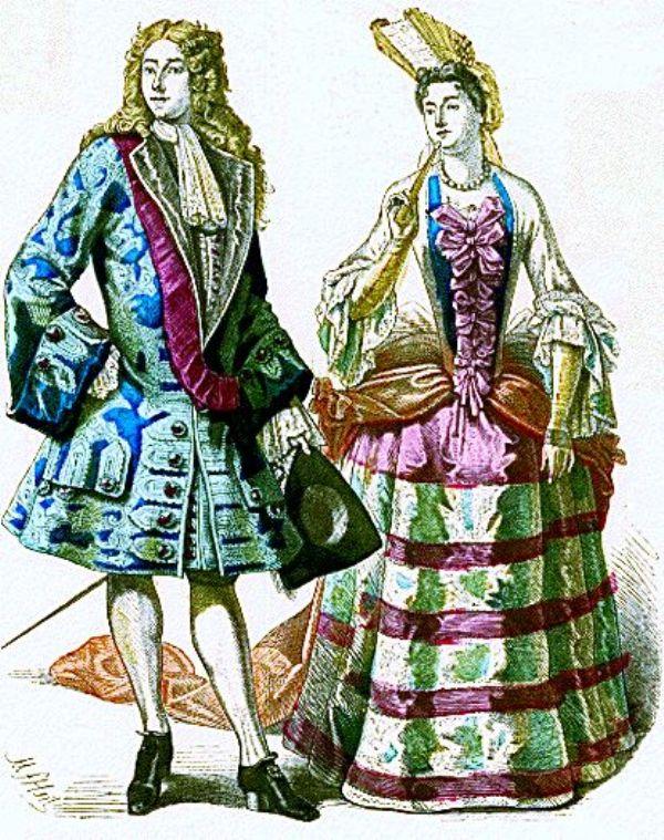 SLIKA45 Istorija mode: Barok