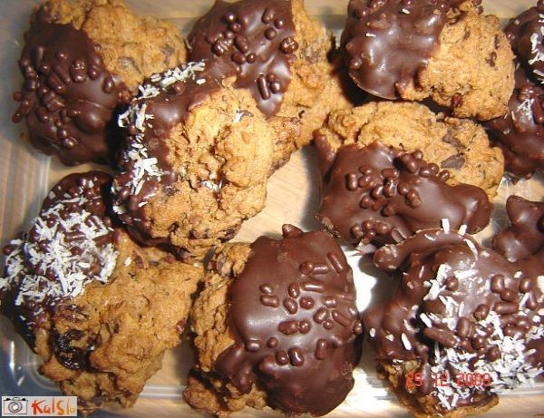 Slika 1 Ukusne poslastice2 Ukusne poslastice: Praznični kolačići