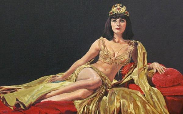 Slika 113 Kako su se negovale najpoznatije dame istorije