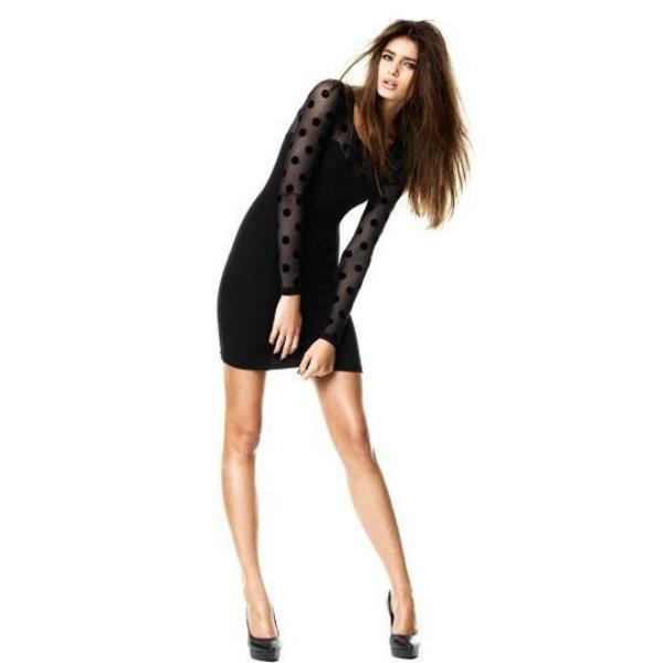 Slika 117 H&M: Glamur u noćnom provodu