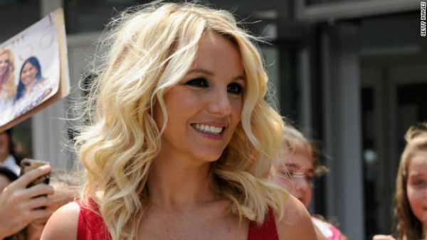 Slika 2 Britni Britney Spears najtraženija na internetu